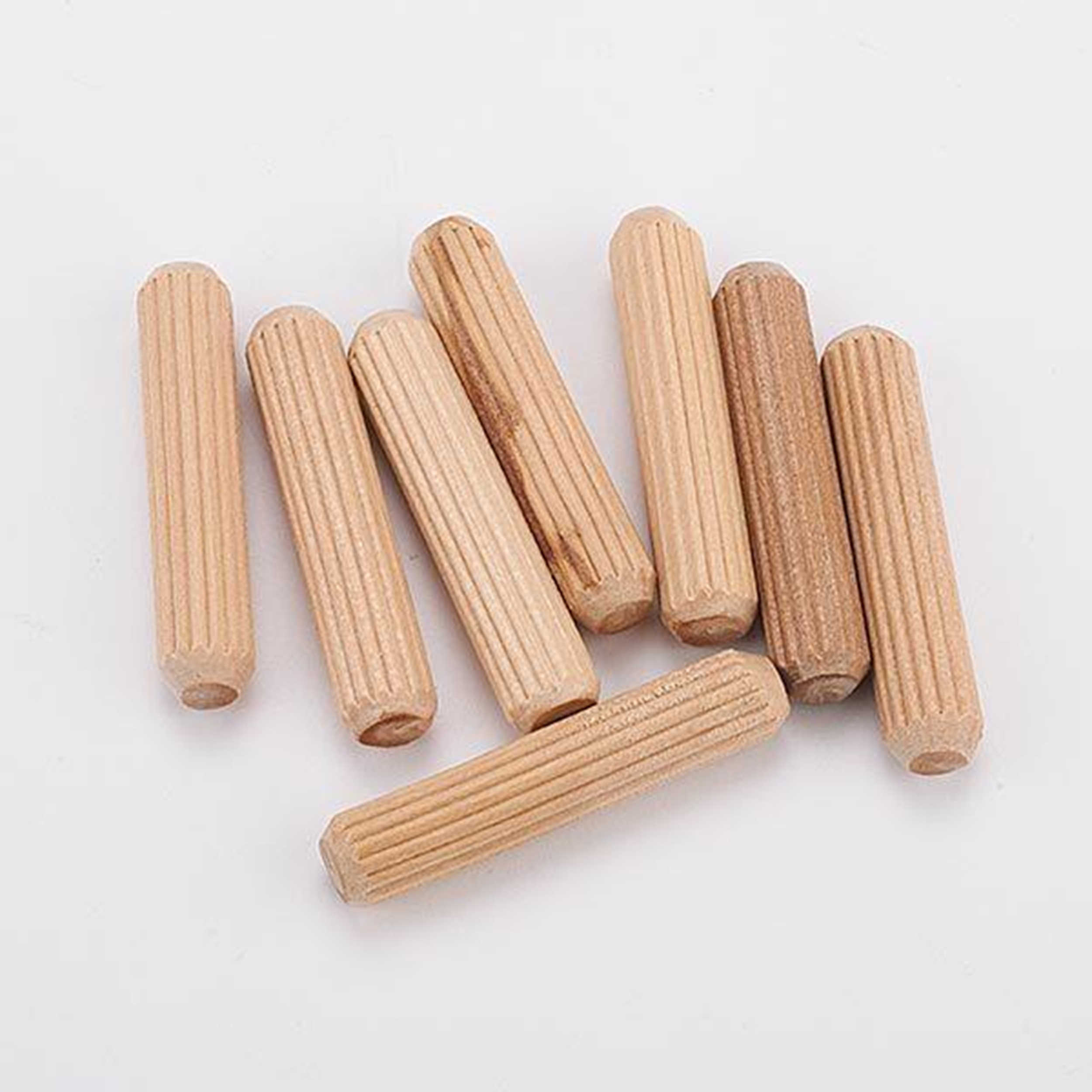 MILESCRAFT 45-Count 5/16-Inch Fluted Dowel Pins