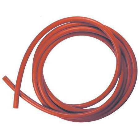 CSSIL-1/16-10 Rubber Cord, Silicone, 1/16 In Dia, 10 Ft