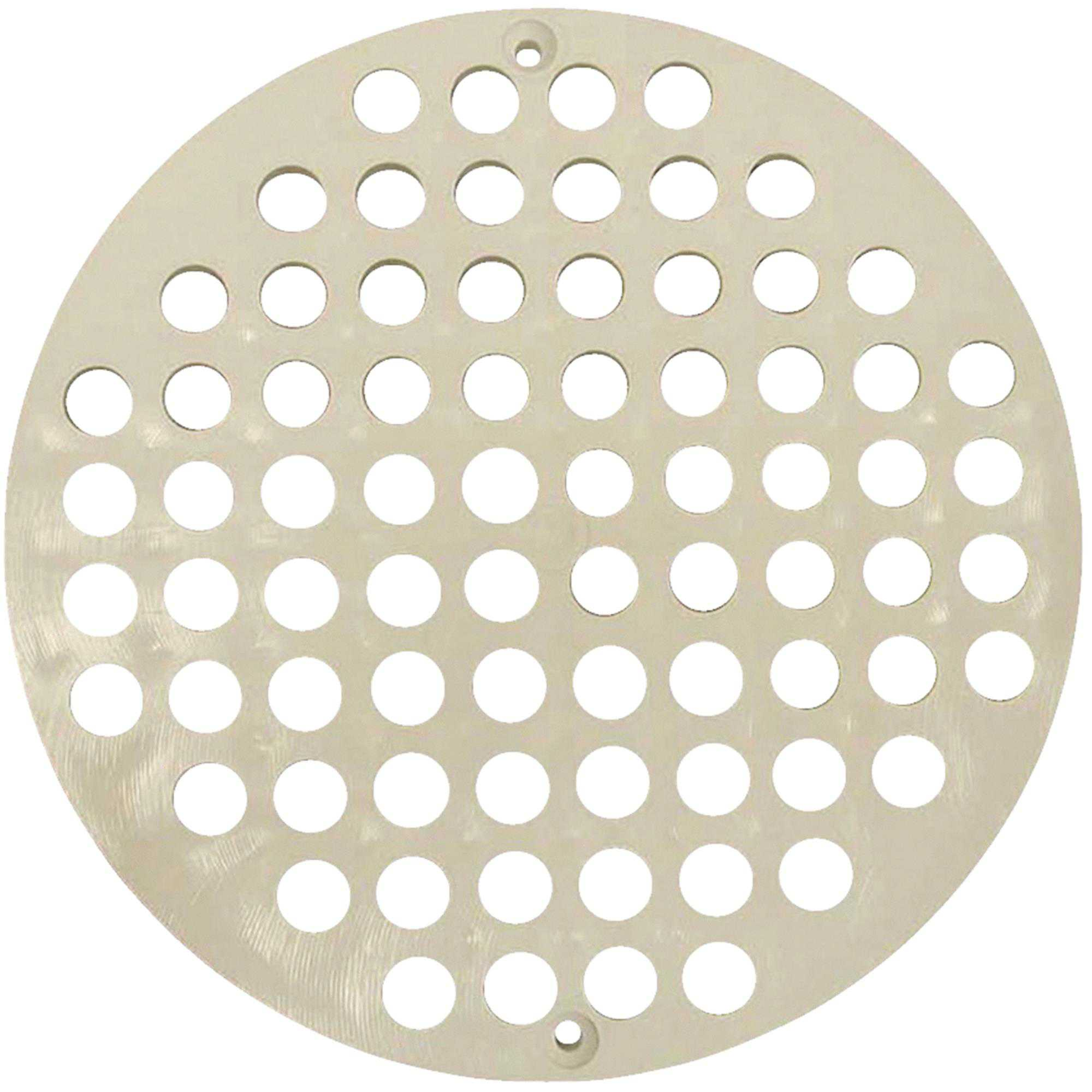Jones Stephens PVC Grate Floor Strainer