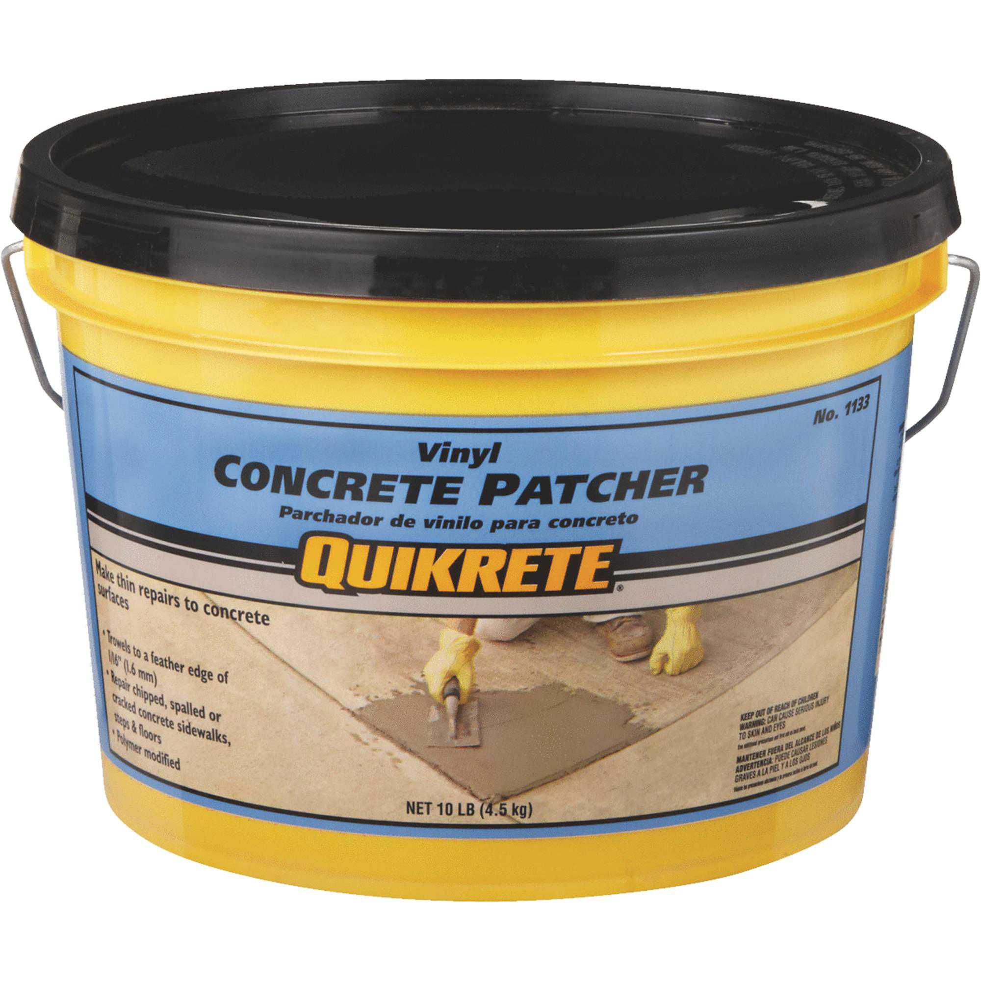 Quikrete Vinyl Concrete Patch