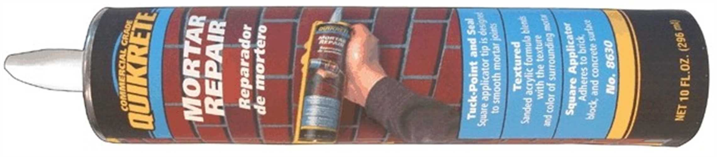 Quikrete Acrylic Mortar Repair Sealant