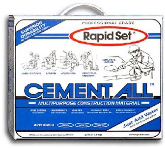 #10125 25LB Cement All Box