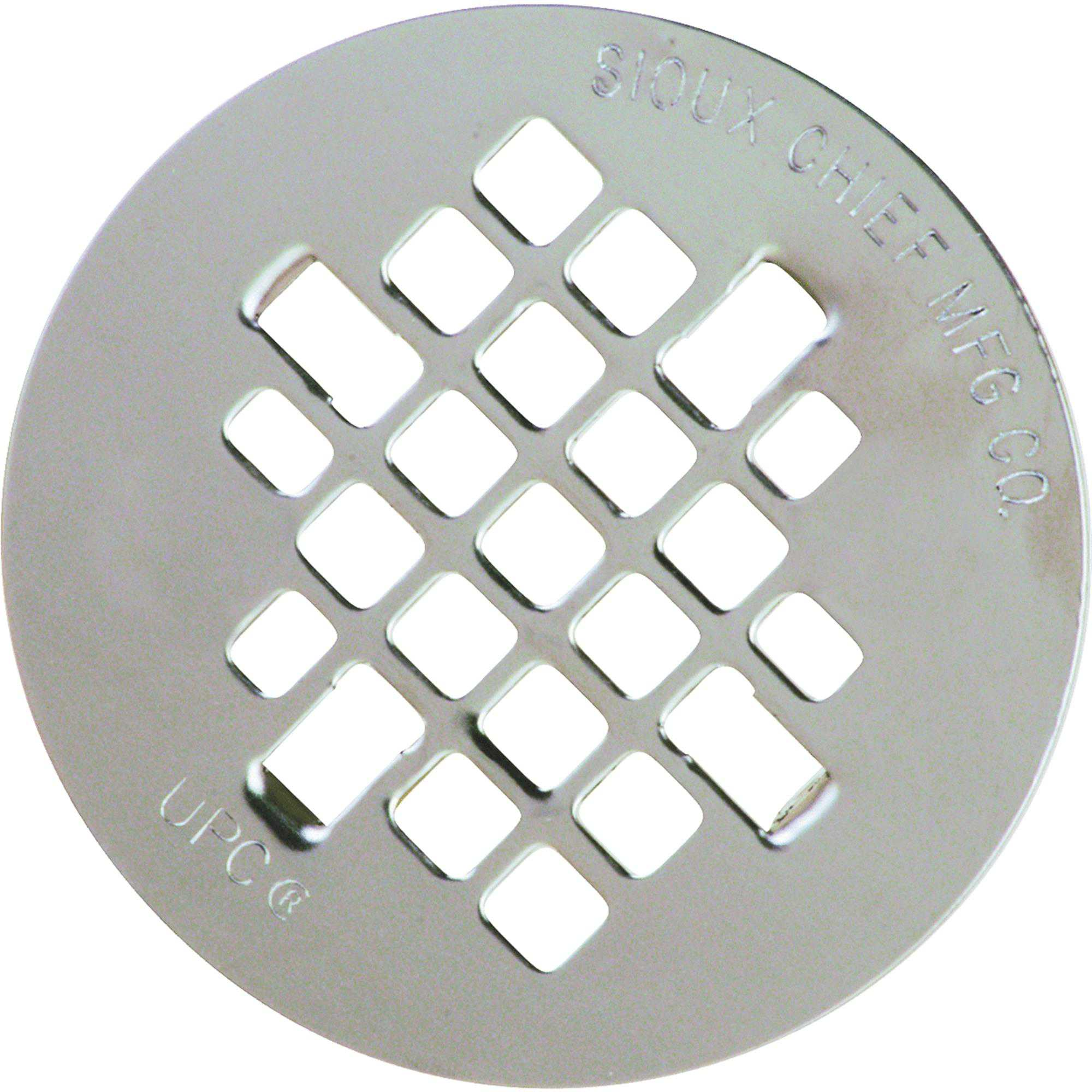 Replacement Snap-In Shower Drain Strainer