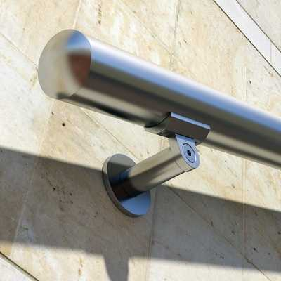 3 FT Aluminum Anodized Handrail