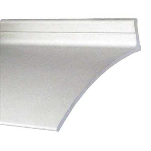 PEMKO 346 C X 40' Door Drip Edge, Clear Anodized, 40 in. L