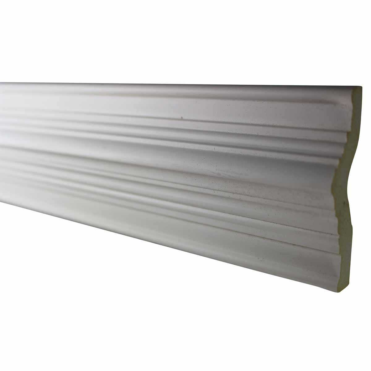 Cornice White Urethane 23.5' Sample of 11537 | Renovator's Supply