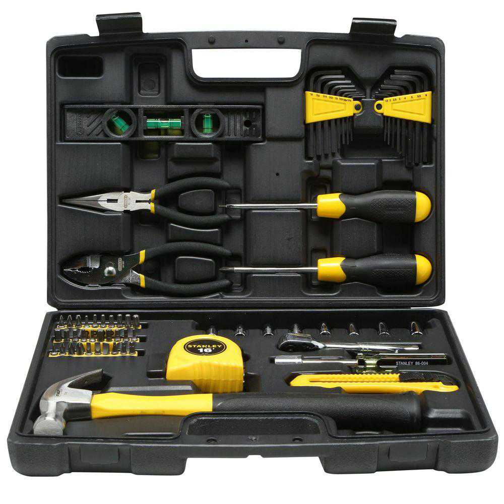 Stanley 65 Piece Mixed Tool Set