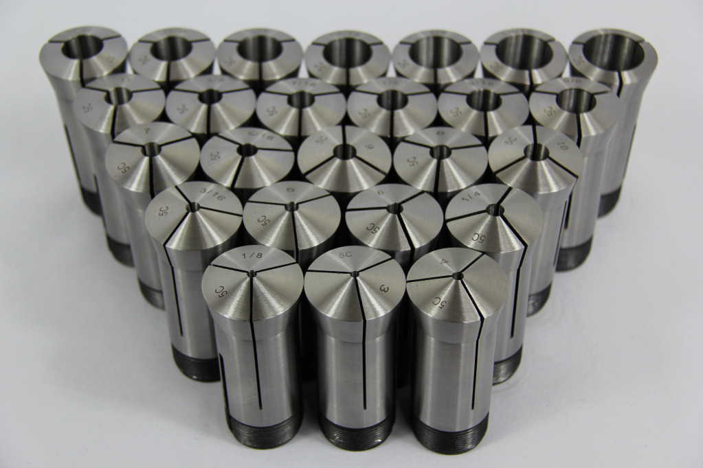 23 Pc 5C Collet Set Metric 3mm to 25mm High Precision Lathe 23 Piece