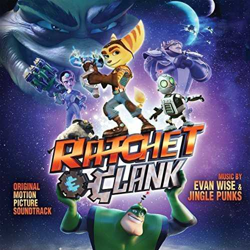 Ratchet & Clank - Ratchet & Clank [CD]