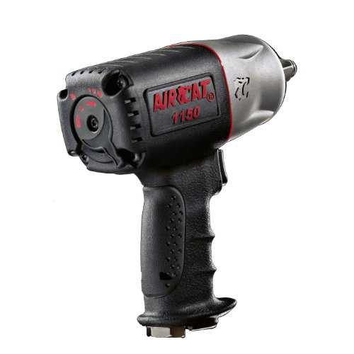 Aircat 1150 1/2' Drive Extreme Power Impact Wrench
