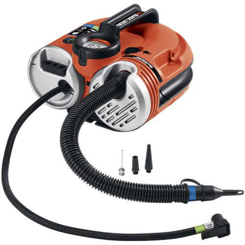 BLACK+DECKER ASI500 12V High Performance Cordless Inflator