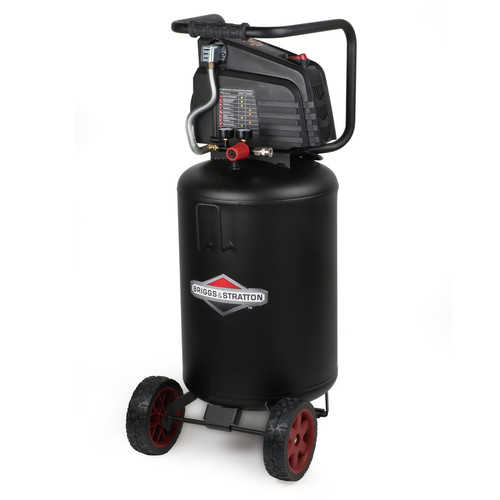 Briggs & Stratton Air Compressor 20-Gallon Vertical Tank