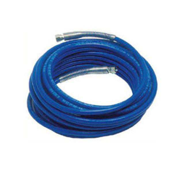EZ KOTE A016-0036-0060 JGB Enterprises .19 in. x 5 ft. EZ KOTE Paint Spray Hose 3300 psiPaint Spray Hose standard couplings Female NPT Swivel x Male NPT-Blue