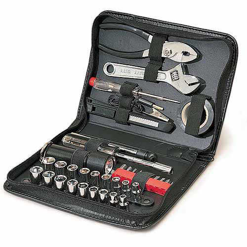 Wilmar Corporation W1197 38-Piece Compact Auto Tool Kit