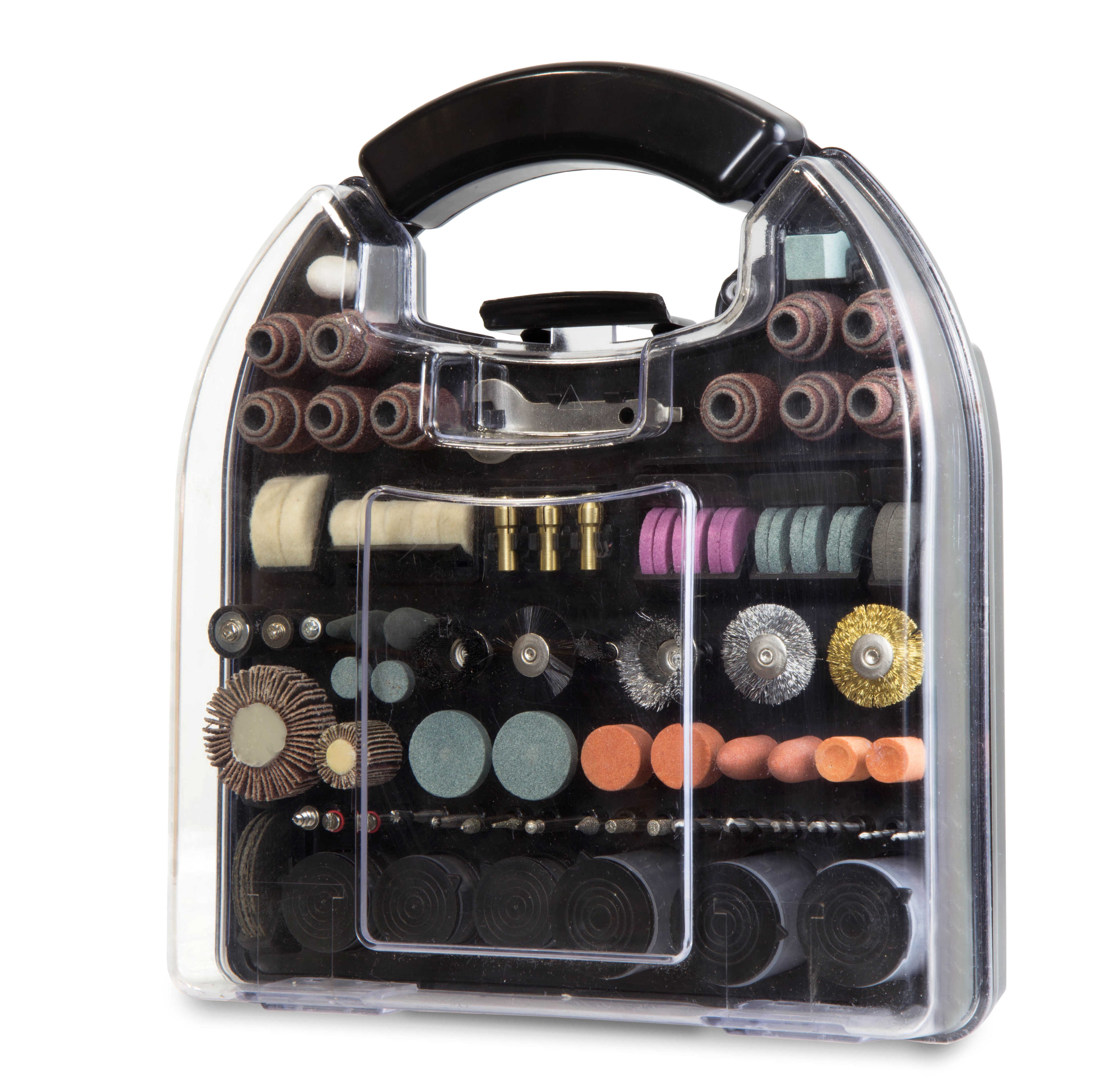 WEN 320-Piece Rotary Tool Accessory Kit with Carrying Case