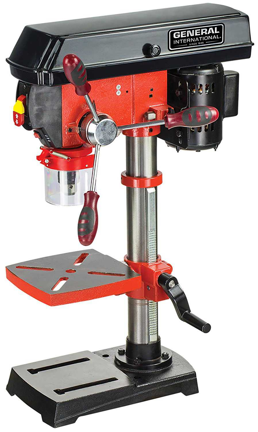 General International Power Products DP2002 10' 5 Speed Drill Press