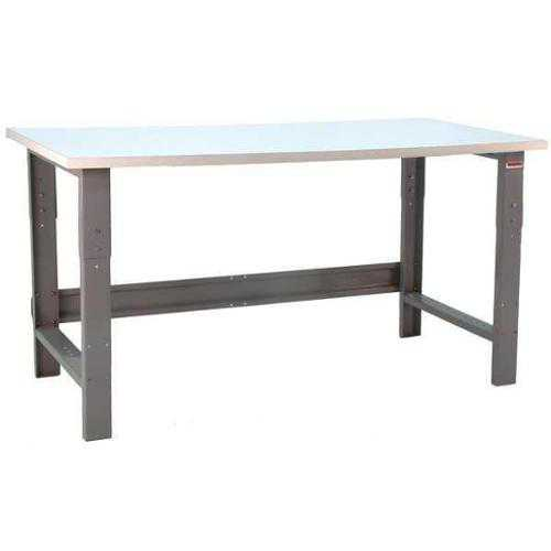BENCHPRO RE3672 + GSN Ergo Workbench,Gray,72Lx36Wx30H In. G8419345