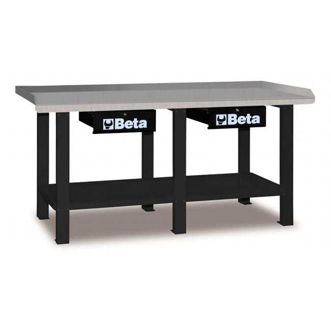 Peerless Hardware 056000202 C56 G Workbench, Grey