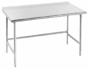 Advance Tabco Work Table 60' x 36' Wide - TFLG-365