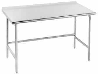 Advance Tabco Work Table 48' x 36' Wide - TSFG-364