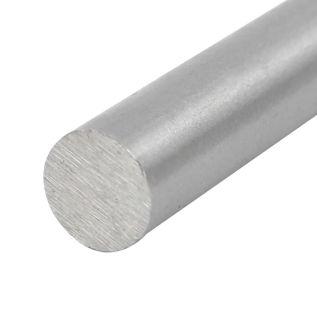 12mm Dia 100mm Length HSS Round Shaft Rod Bar Lathe Tools Gray 2pcs