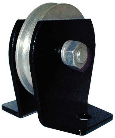 5RRR1 Wire Rope Pulley Block, 1000 lb Load Cap.