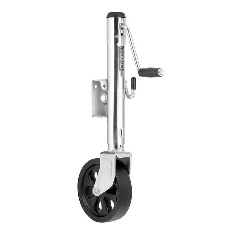 Fulton XP10 0301 Marine and Recreation Trailer Jack - 1,200 lbs.
